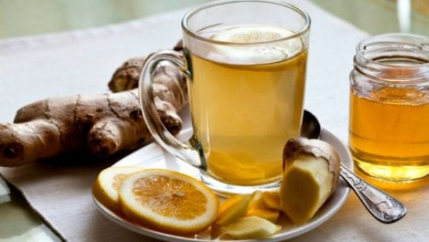 How To Make Ginger-Garlic Tea For Immunity And Weight Loss - NDTV Food