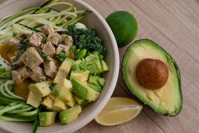 Tofu als veganes Eiweiß bei ketogener Diät